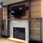Mantel Wall Unit