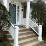 New Columns, Rails and Newel Post